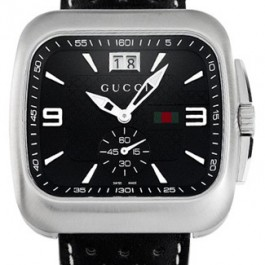 c073aeb736f GUCCI G COUPE STAINLESS STEEL MENS WATCH - YA131302 - MY LOVE STONE