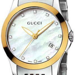 094f6e17247 GUCCI TIMELESS STAINLESS STEEL LADIES WATCH - YA126513 - MY LOVE STONE