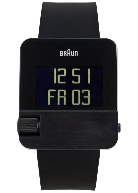Braun Prestige - Digital - BN0106BKBKG  - Mens