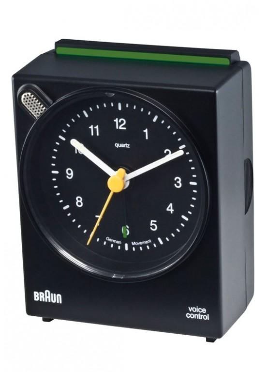Braun  - BNC004BKBK  - Clock - Angle