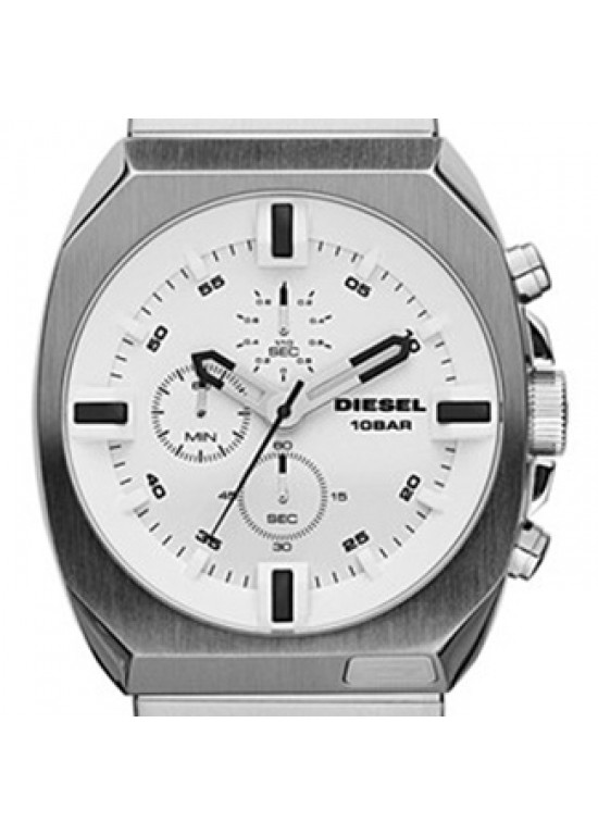 Diesel Miura Stainless Steel Mens Watch - DZ4262-dial