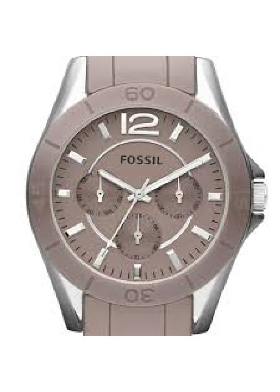 Fossil Riley Stainless Steel Ladies Watch - CE1065-Dial