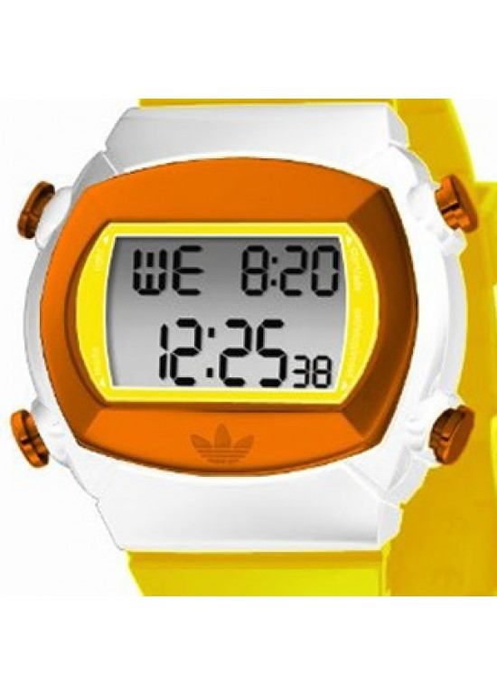 Adidas Candy Digital Yellow Watch ADH6049-dial