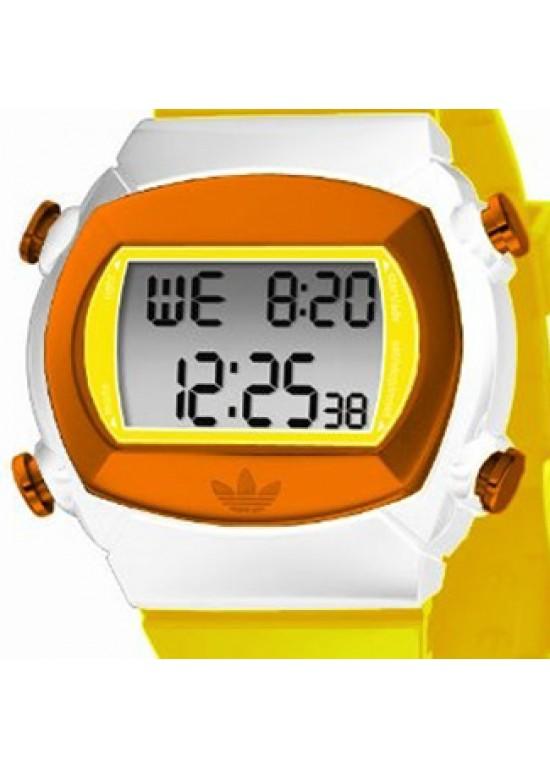 Adidas Candy Digital Yellow Watch ADH6049-dial