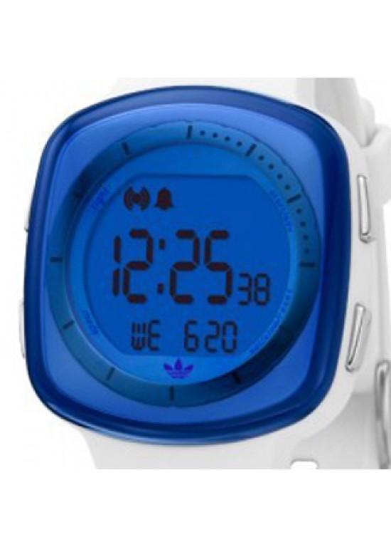 Adidas Tokyo Chronograph Blue Digital Watch ADH6024-dial