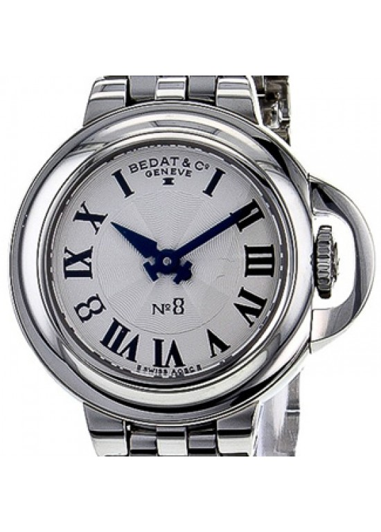Bedat Classic Stainless Steel Ladies Watch - 827.011.600-Dial