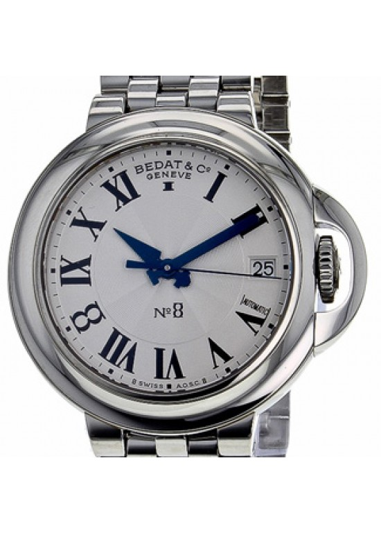 Bedat Classic Stainless Steel Ladies Watch - 828.011.600-Dial