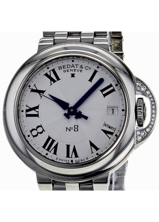 Bedat Classic Stainless Steel Ladies Watch - 828.021.600-Dial