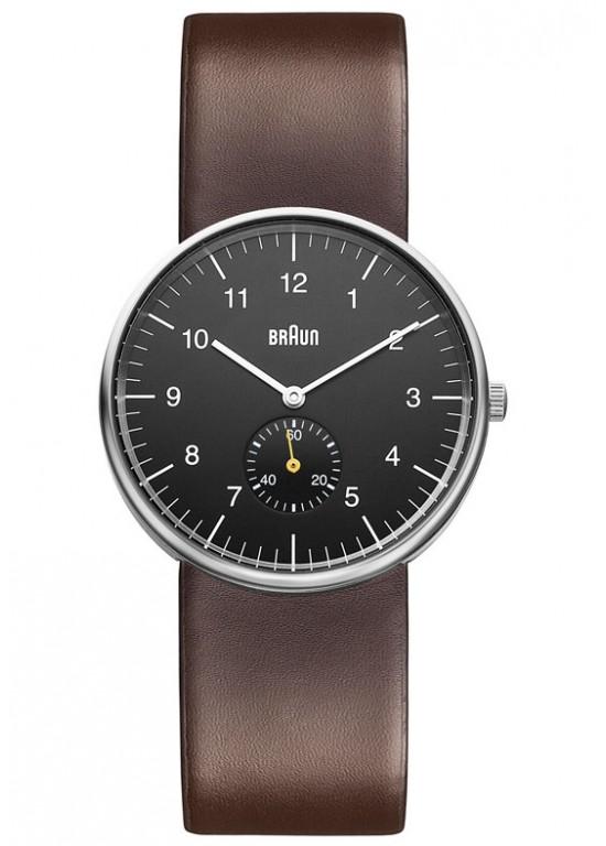 Braun Classic - BN0024BKBRG  - Mens