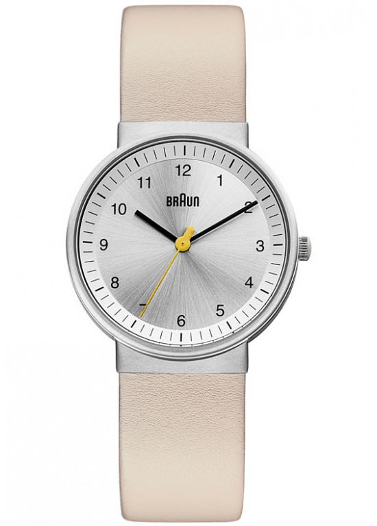 Braun Classic - BN0031SLBGL - Ladies