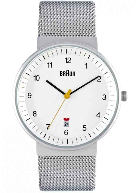 Braun Classic - BN0032WHSLMHG  - Mens