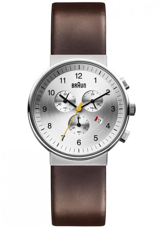 Braun Classic - BN0035SLBRG  - Mens