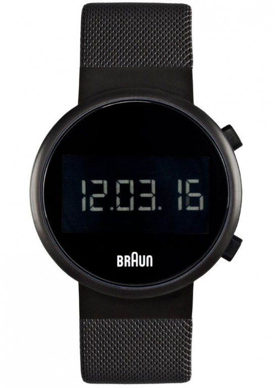 Braun Digital - BN0036BKBKMHG  - Mens
