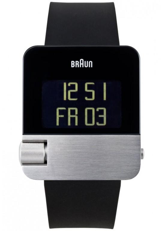Braun Prestige - Digital - BN0106SLBKG  - Mens