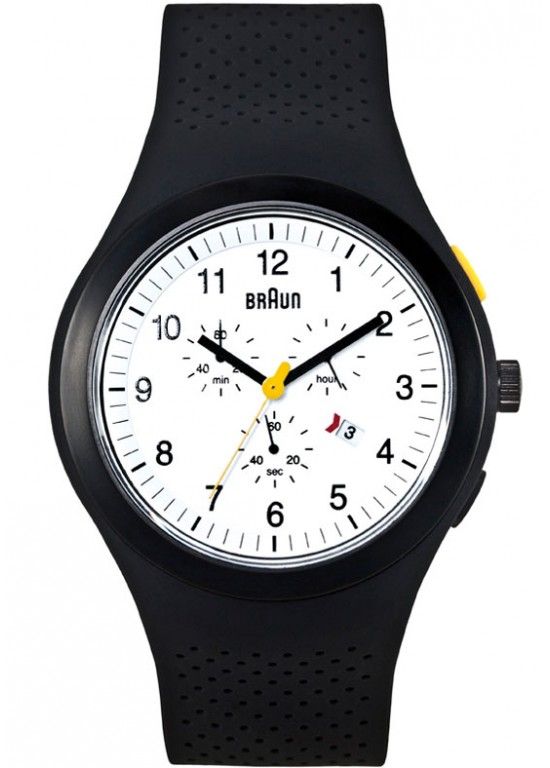 Braun Sports - BN0115WHBKBKG  - Mens