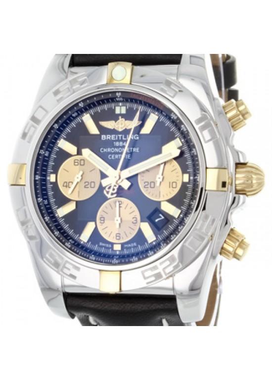 Breitling Chronomat Stainless Steel Mens Watch - IB011012/B968L-dial
