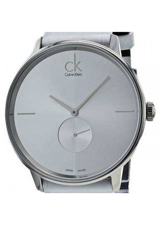 Calvin Klein Accent Stainless Steel Mens - K2Y211K6-Dial