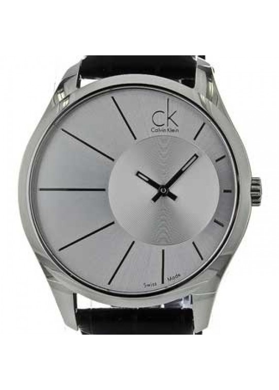 Calvin Klein Deluxe Stainless Steel Mens - K0S21120-dial