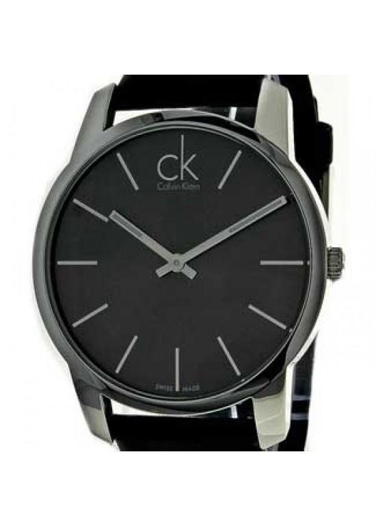 Calvin Klein City Stainless Steel Mens - K2G21107-dial