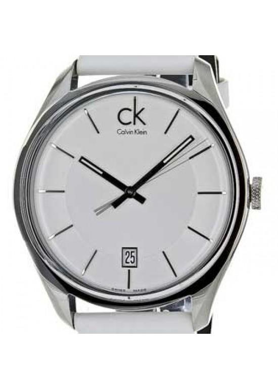 Calvin Klein Masculine Stainless Steel Mens - K2H21101-dial