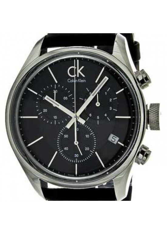 Calvin Klein Masculine Stainless Steel Mens - K2H27102-dial