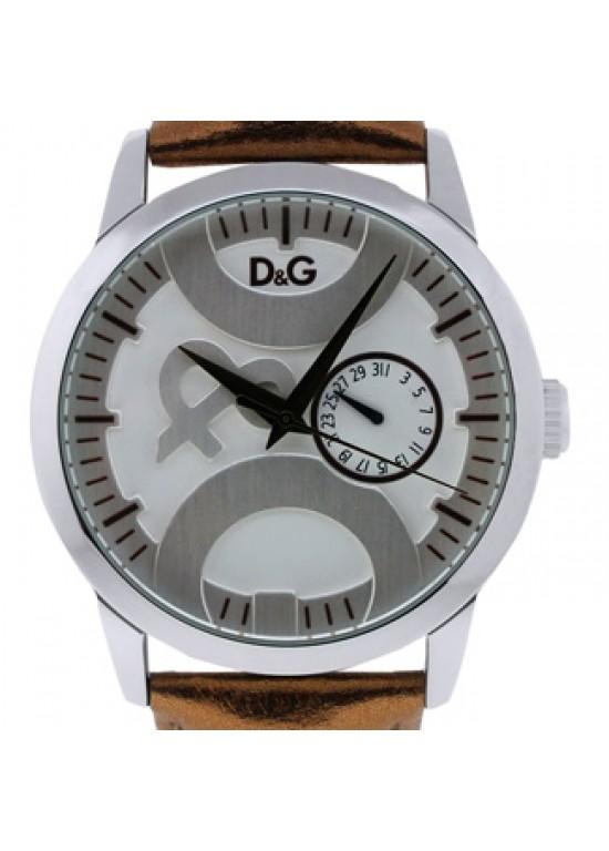D&G Gabbana Stainless Steel Ladies Watch - DW0700-dial
