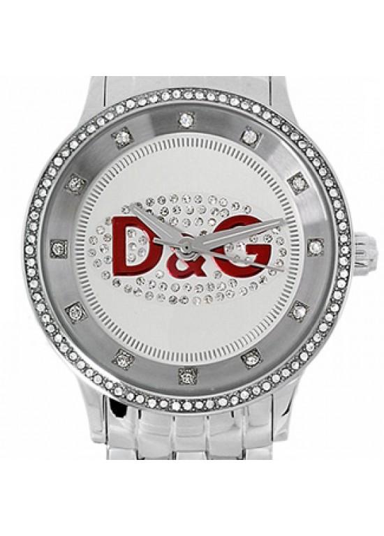 D&G Prime Stainless Steel Ladies Watch - DW0144-dial