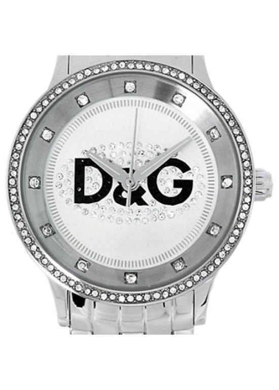 D&G Prime Stainless Steel Ladies Watch - DW0145-dial