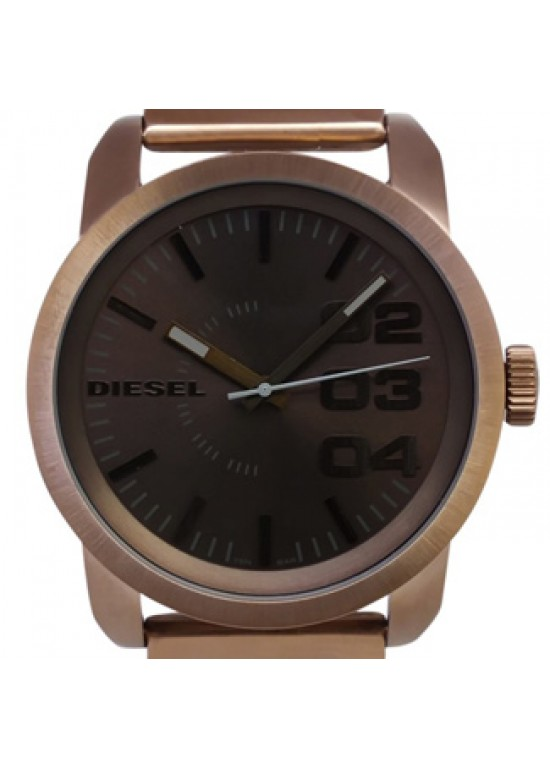 Diesel Classic Stainless Steel Mens Watch - DZ1480-dial