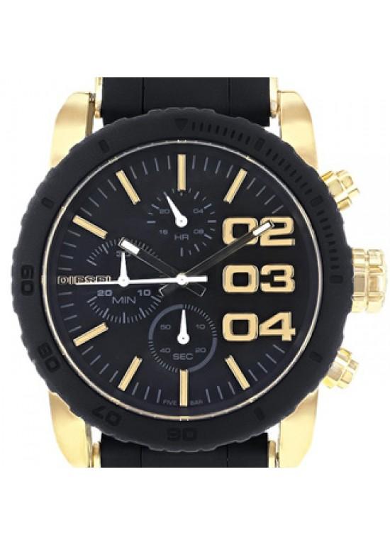 Diesel Classic Stainless Steel Mens Watch - DZ5322-dial