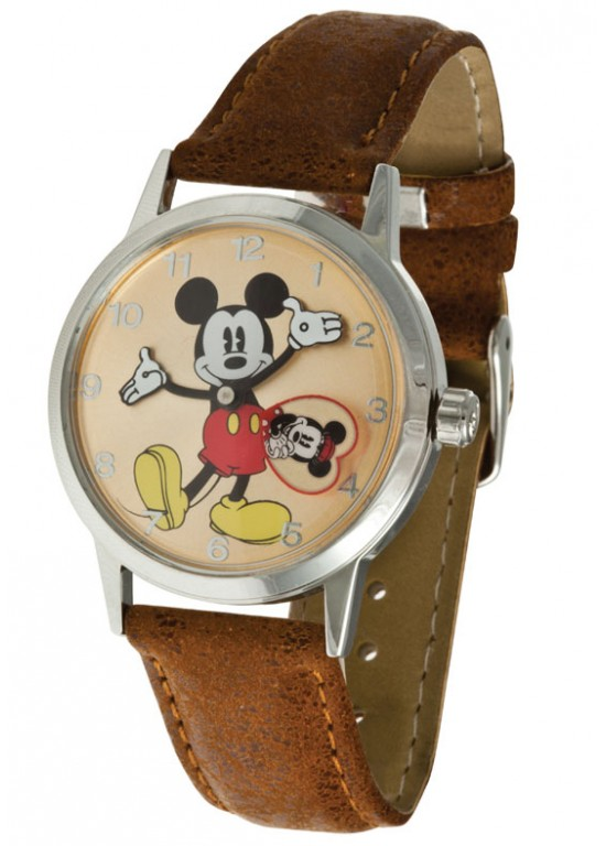 Disney Mickey Mouse - IND-26093 - Ladies - 3 Quarter View