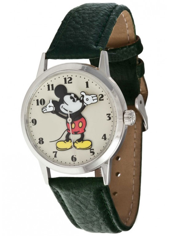 Disney Mickey Mouse - IND-26163  - Unisex - 3 Quarter View