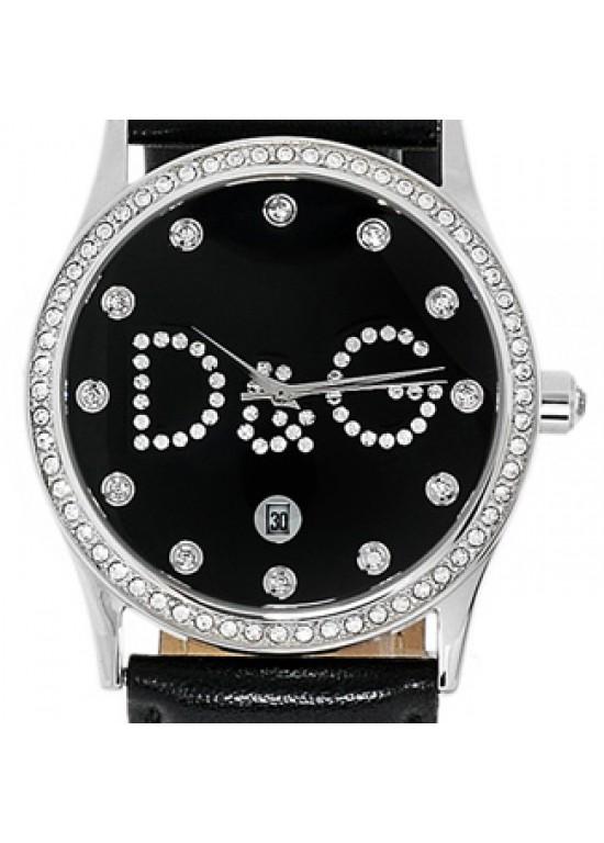 D&G Gloria Stainless Steel Ladies Watch - DW0008-dial