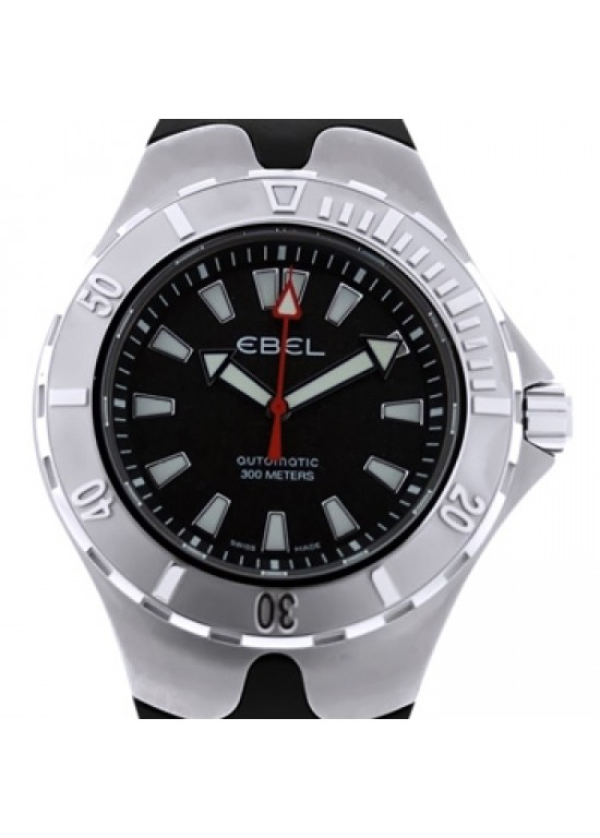 Ebel Sportwave Aquatica Titanium Mens Watch - 1215633-Dial
