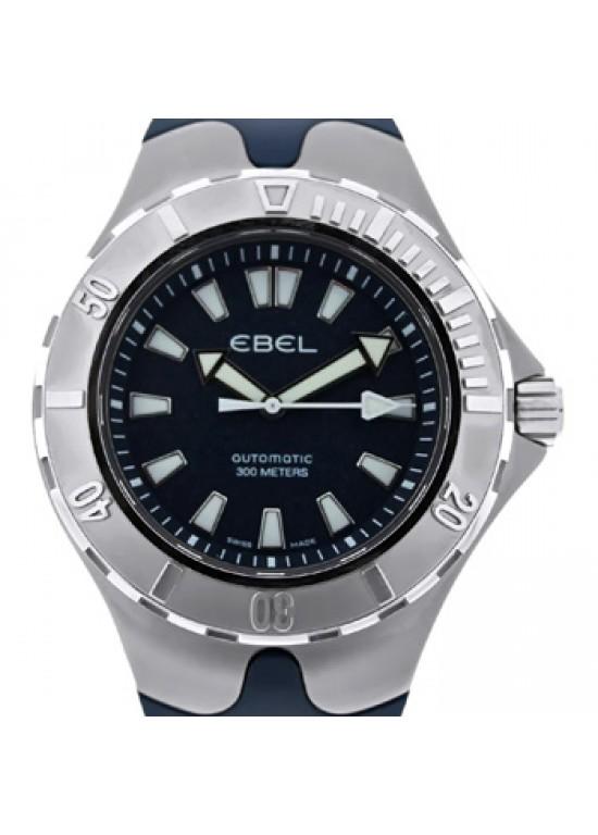 Ebel Sportwave Aquatica Titanium Mens Watch - 1215634-Dial