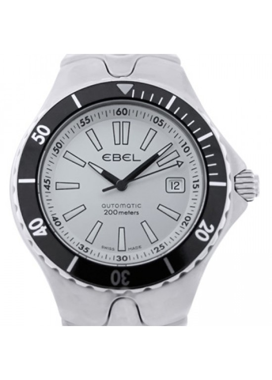 Ebel Sportwave Diver Stainless Steel Mens Watch - 1215462-Dial