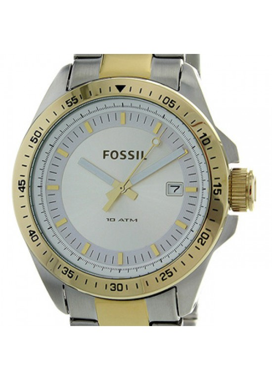 Fossil Decker Stainless Steel Mens Watch - AM4372-dial