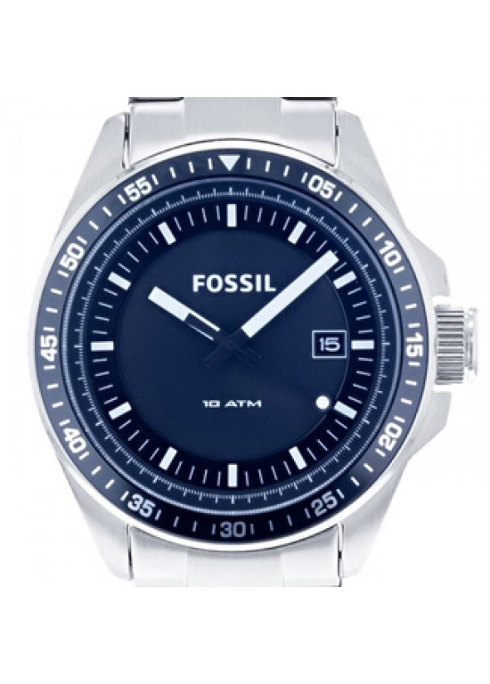 Fossil Decker Stainless Steel Mens Watch - AM4385-dial