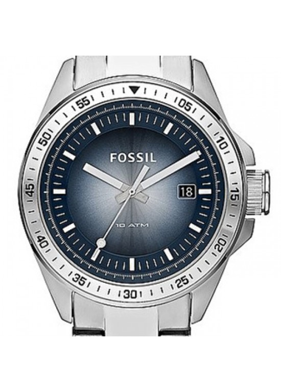 Fossil Decker Stainless Steel Mens Watch - AM4369-dial