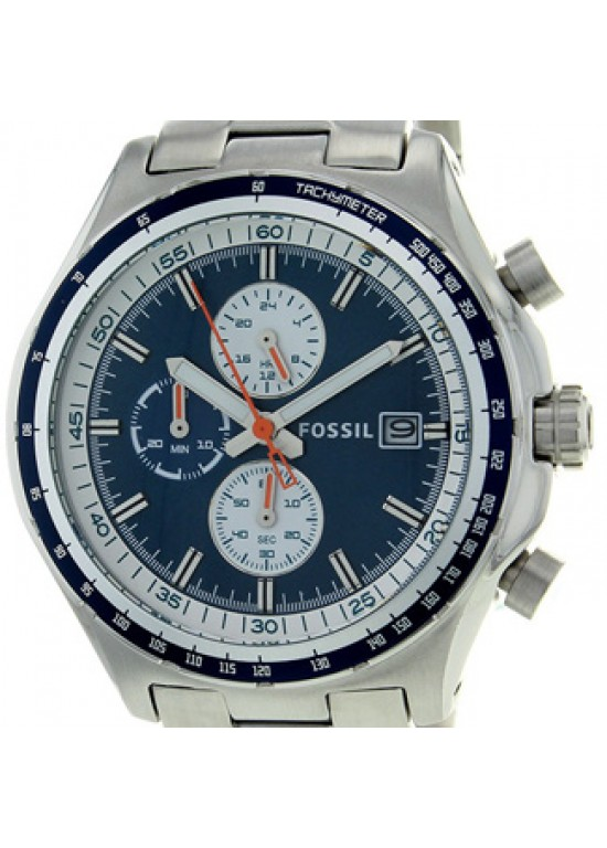 Fossil Dylan Stainless Steel Mens Watch - CH2809-dial