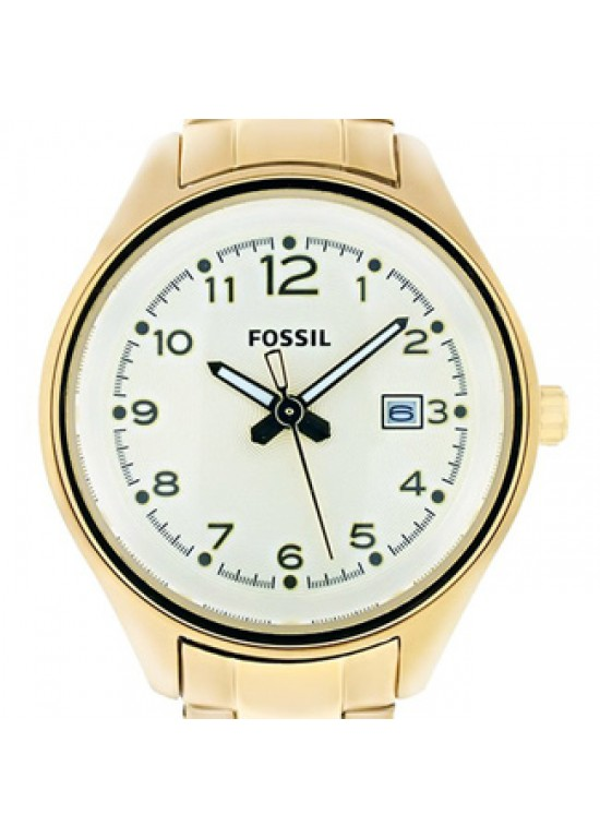 Fossil Flight Mini Stainless Steel Ladies Watch - AM4365-dial