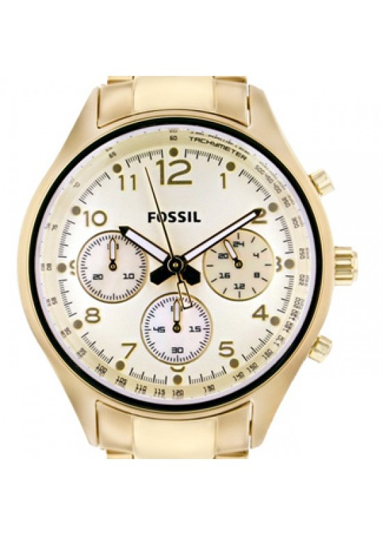 Fossil Flight Stainless Steel Ladies Watch - CH2791-dial