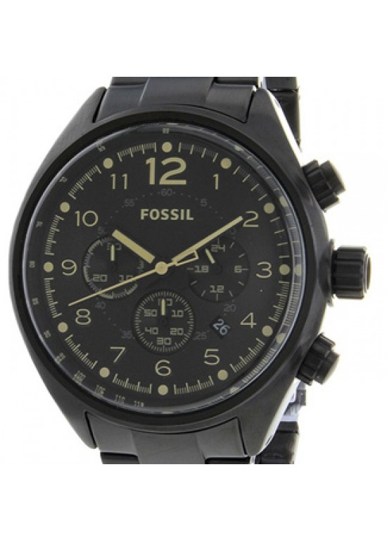 Fossil Flight Stainless Steel Mens Watch - CH2834-dial