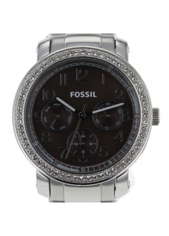 Fossil Imogene Stainless Steel Mens Watch - ES3086-dial
