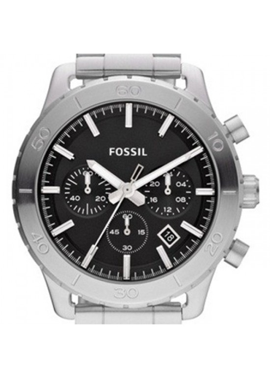 Fossil Keaton Stainless Steel Mens Watch - CH2814-dial