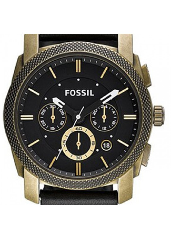 Fossil Machine Stainless Steel Ladies Watch - FS4701-dial