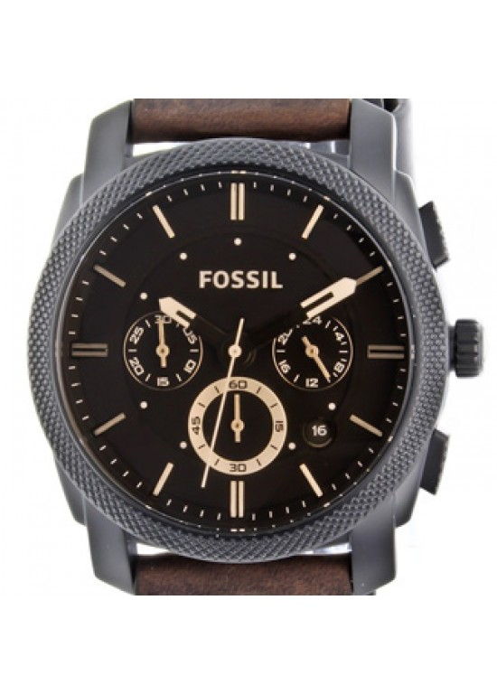 Fossil Machine Stainless Steel Mens Watch - FS4656-dial