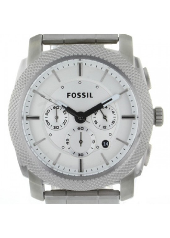 Fossil Machine Stainless Steel Mens Watch - FS4663-Dial