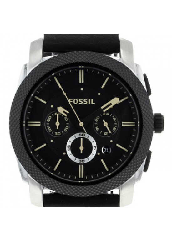 Fossil Machine Stainless Steel Mens Watch - FS4731-Dial