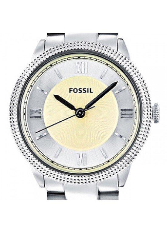 Fossil Stainless Steel Mini Stainless Steel Ladies Watch - ES3069-mini